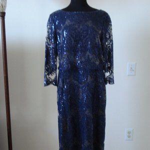 Tahari Mother of the Bride/Groom Long Dress